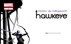 Cover: Comic Issue Hawkeye (2012) #1