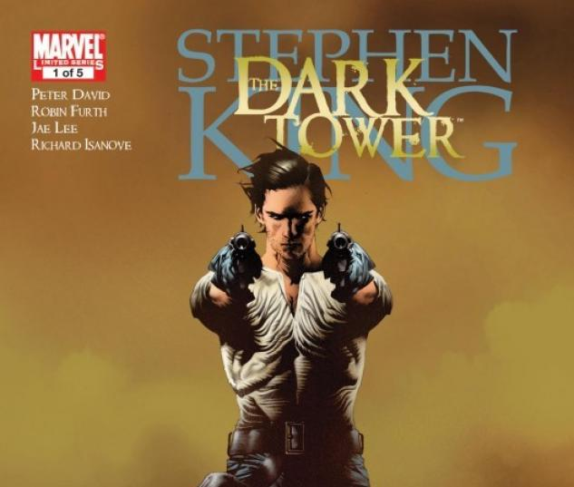 Dark Tower: The Battle of Jericho Hill (2009) #1