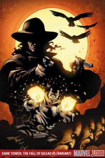 Dark Tower: The Fall of Gilead (2009) #5 (VARIANT)