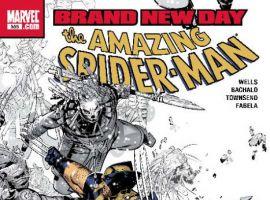 AMAZING SPIDER-MAN #555