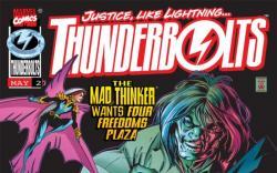 Thunderbolts #2