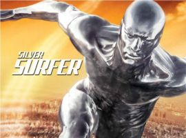 Silver Surfer International Movie Poster 1