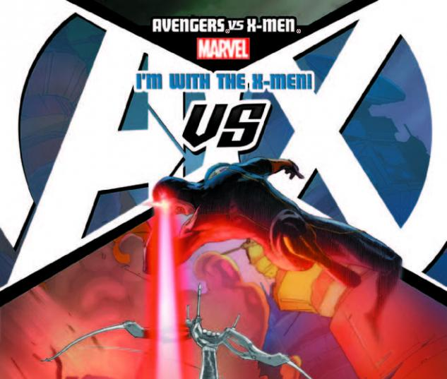 AVENGERS VS. X-MEN 7 X-MEN TEAM VARIANT (WITH DIGITAL CODE)