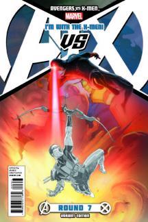 Avengers Vs. X-Men #7  (X-Men Team Variant)