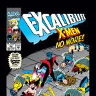 Excalibur (1988) #58 Cover
