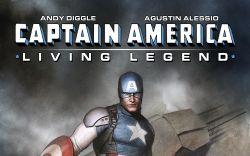 CAPTAIN AMERICA: LIVING LEGEND 4 (WITH DIGITAL CODE)