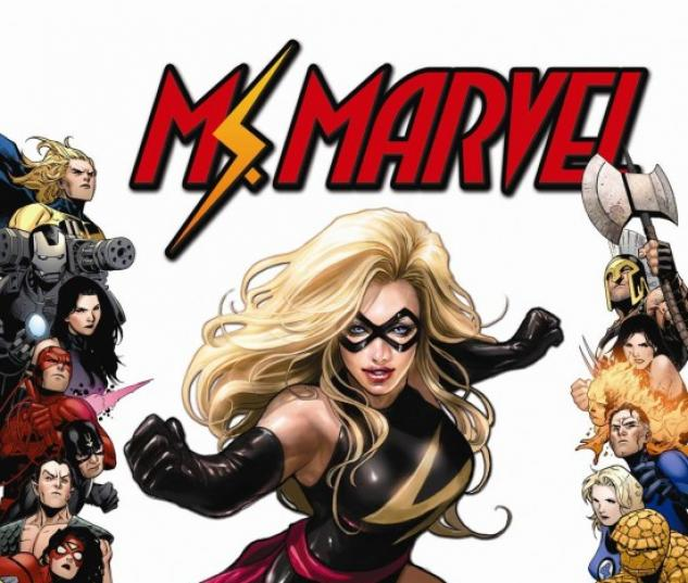 MS. MARVEL #43 (70TH FRAME VARIANT)
