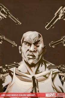 Luke Cage Noir (2009) #1 (CALERO VARIANT)