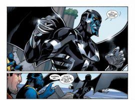 UNCANNY X-MEN #507 preview page 8
