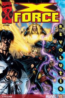 X-Force (1991) #102