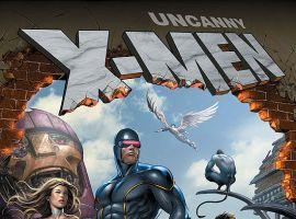 UNCANNY X-MEN #495