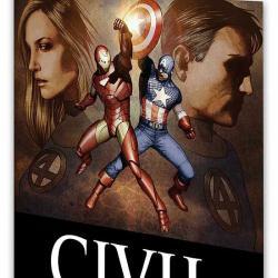 Civil War: Fantastic Four (2007)