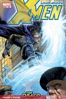Uncanny X-Men #429