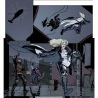 HAWKEYE & MOCKINGBIRD #3 preview art by David Lopez 1