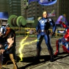 Alternate costumes for Thor, Captain America and Iron Man from Marvel vs. Capcom 3