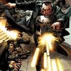 The Punisher #1 Adams Variant Cover