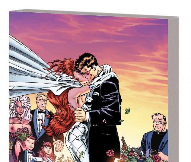 X-MEN: THE WEDDING OF CYCLOPS &amp; PHOENIX TPB