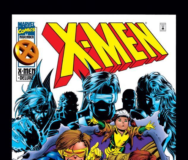 X-Men (1991) #46 Cover