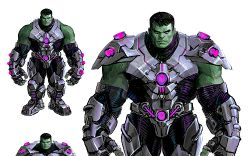 Open the Indestructible Hulk Sketchbook