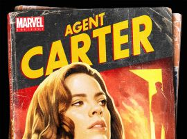 Marvel One-Shot: Agent Carter one-sheet poster