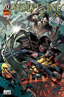 Wolverine Origins #32