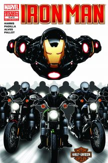 Harley-Davidson Presents Iron Man: Road Force Rides Again #2