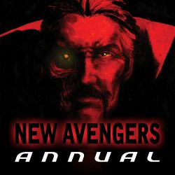 New Avengers Annual