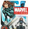 Marvel Universe 3.75'' Black Widow action figure in packaging