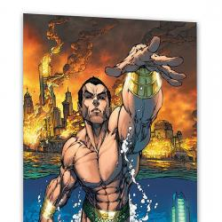SUB-MARINER: REVOLUTION #0