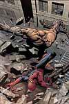 MARVEL KNIGHTS SPIDER-MAN (2001) #15 COVER