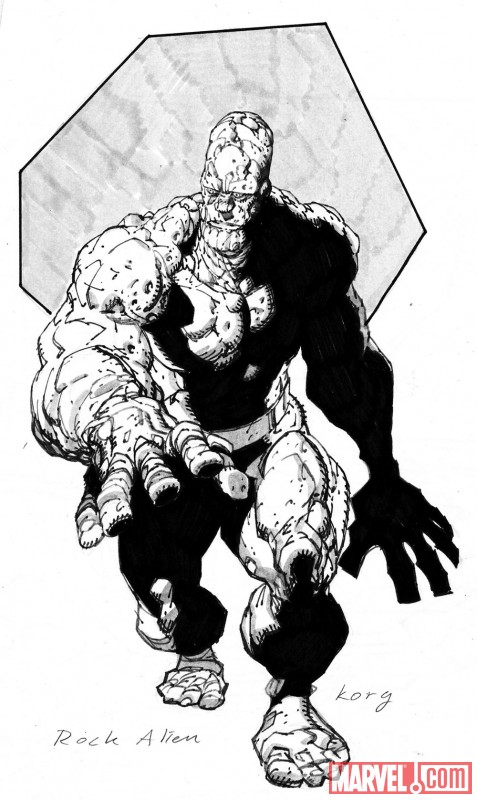 Korg by Tan Eng Huat