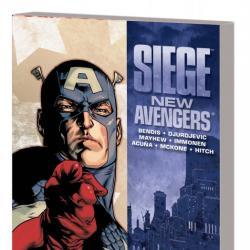 Siege: New Avengers (2010)