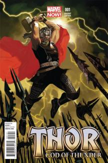 Thor: God of Thunder (2012) #1 (Acuna Variant)