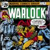 Warlock (1972) #13 Cover