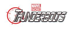 cover from Thunderbolts (2012) #1 (BLANK COVER VARIANT)