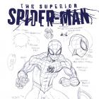cover from Superior Spider-Man (2013) #1 (MCGUINNESS DESIGN VARIANT)