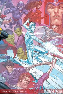 X-Men: First Class Finals (2009) #4