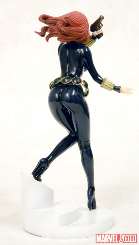 Black Widow Bishoujo Statue from Kotobukiya