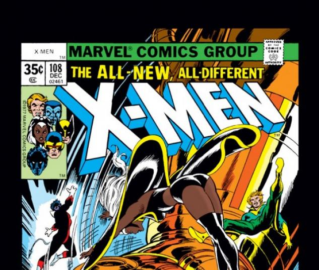 UNCANNY X-MEN #108