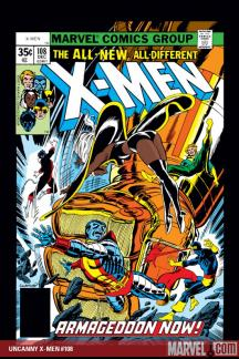 Uncanny X-Men (1963) #108