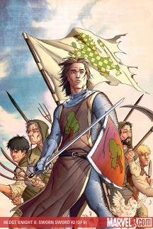 Hedge Knight II: Sworn Sword #2