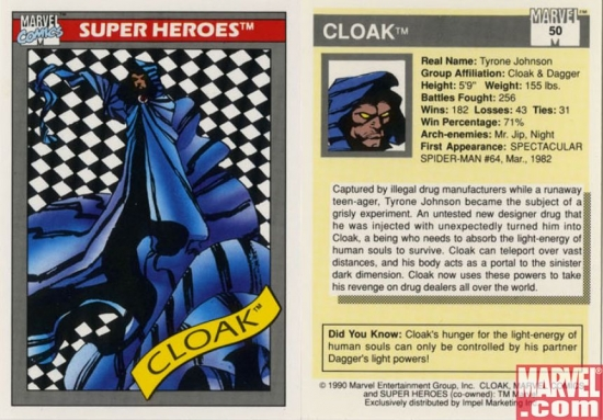 Cloak, Card #50