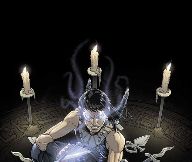 ARAÑA: THE HEART OF THE SPIDER (2007) #5 COVER