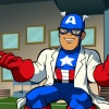 Captain America in The Super Hero Squad Show