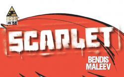 Scarlet (2010) #5, BENDIS VARIANT