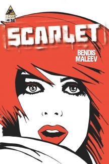 Scarlet (2010) #5 (BENDIS VARIANT)