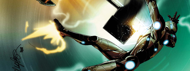 Sneak Peek: Invincible Iron Man #505