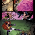 Avengers Academy #16 preview art by Tom Raney