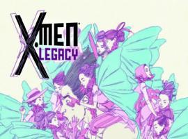X-MEN LEGACY 3 ALPHONA VARIANT (NOW, 1 FOR 50)