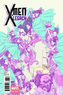 X-Men Legacy #3  (Alphona Variant)